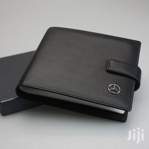 Mercedes Benz PU Leather CD Case Car DVD Holder Disc Disk Storage | Bags for sale in Edo State, Benin City