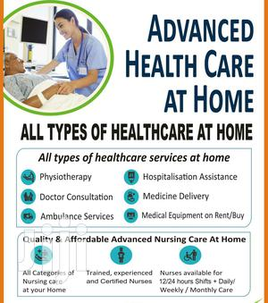 Health Care Service At Home And Deliveries On Medication Available | Health & Beauty Services for sale in Abuja (FCT) State, Wuse 2
