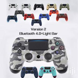 Version 2 Bluetooth Wireless Controller For SONY PS4 Gamepad | Accessories & Supplies for Electronics for sale in Lagos State, Ikeja