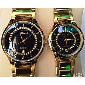 Quality Man and Woman Wrist Watch | Watches for sale in Lagos State, Ikeja