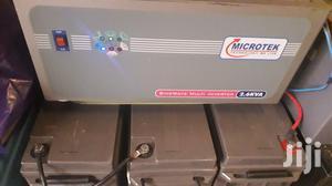 Fairly Used Inverter & Battery Oshodi Lagos | Electrical Equipment for sale in Lagos State, Oshodi