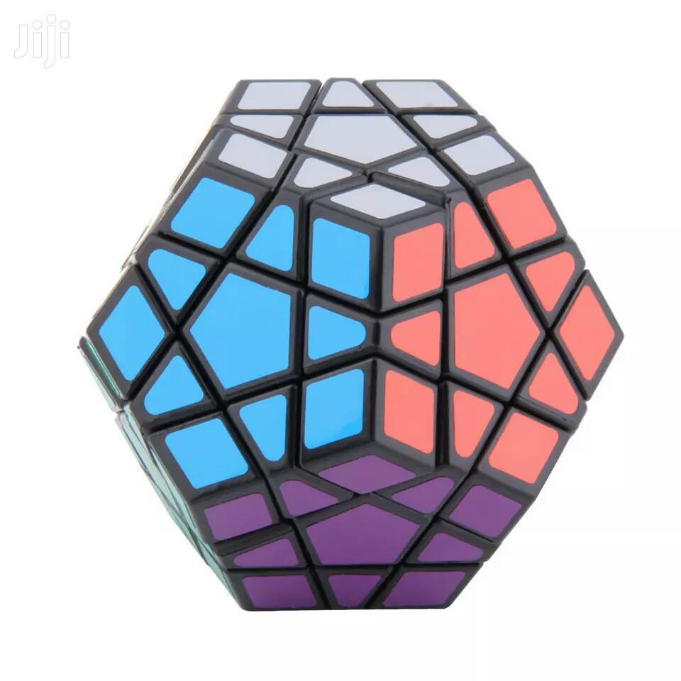 QIYI Megaminx Rubik Cubes 12 Educational Toys for Children | Toys for sale in Ikeja, Lagos State, Nigeria