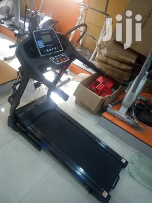 2hp Treadmill With Massager and Music | Sports Equipment for sale in Lagos State, Surulere