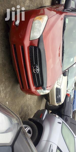 Toyota RAV4 2008 Limited Red | Cars for sale in Lagos State, Amuwo-Odofin