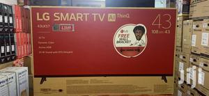 LG 43-inch Smart Tv | TV & DVD Equipment for sale in Lagos State, Ikeja
