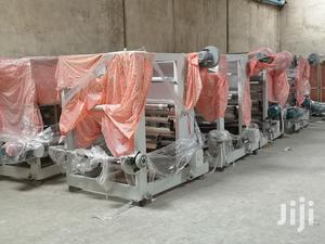 Nylon Printing Machine Gravure Nylon Film Cylinder 2 Colour | Manufacturing Equipment for sale in Lagos State, Ikeja