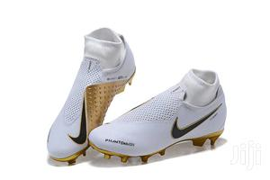 Get Your Soccer Boots At Favour Sports Shop | Shoes for sale in Rivers State, Port-Harcourt