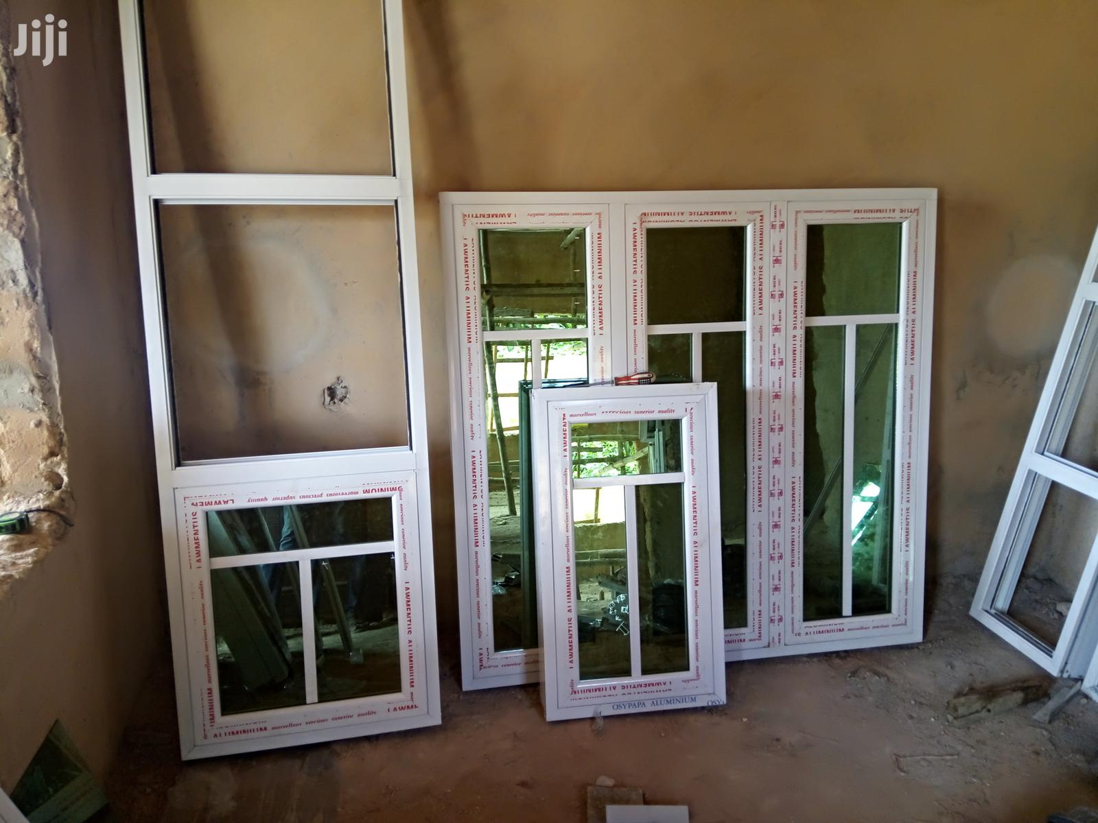 Casement Windows With Burglary Proof and Net   Building & Trades Services for sale in Port-Harcourt, Rivers State, Nigeria