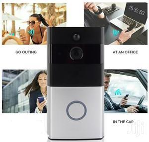 Wi-fi Video Doorbell, Smart Doorbell 720p Hd Wifi Security 2way | Home Appliances for sale in Lagos State, Ikeja