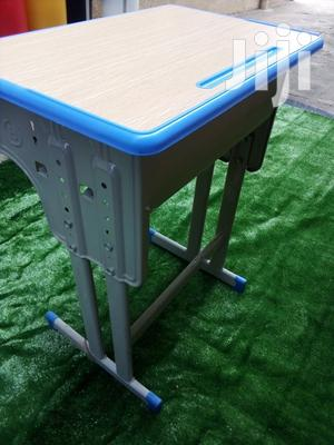 Durable Modern School Desk And Chair For Sale | Furniture for sale in Lagos State, Ikeja