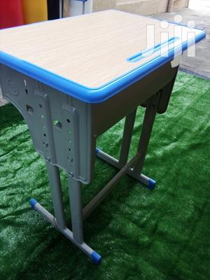 Quality Modern School Desk And Chair For Sale | Furniture for sale in Lagos State, Ikeja