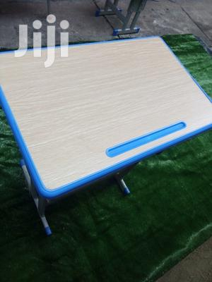Affordable Modern Wooden School Desk And Chair For Sale | Furniture for sale in Lagos State, Ikeja