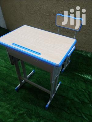 Modern School Desk With Chairs for Sale | Furniture for sale in Lagos State, Ikeja