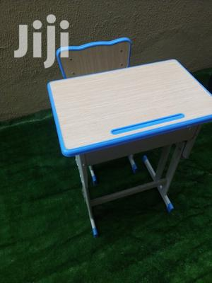 Durable Modern School Students Desk and Chair for Sale | Furniture for sale in Lagos State, Ikeja
