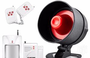 Alarm Siren Speaker Loudly Sound Alarm System Kits Wireless Home ALARM   Safetywear & Equipment for sale in Lagos State, Ikeja