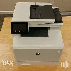 HP MFP M377dw Colour Laserjet Pro Printer   Printers & Scanners for sale in Lagos State, Ikeja