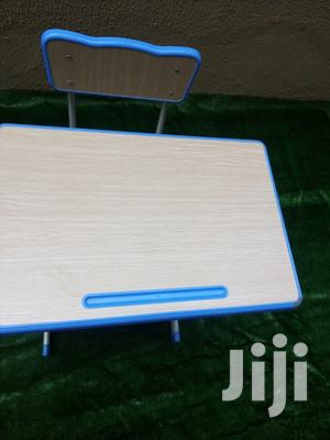 Modern Wooden School Desk and Chair for Sale | Furniture for sale in Lagos State, Ikeja