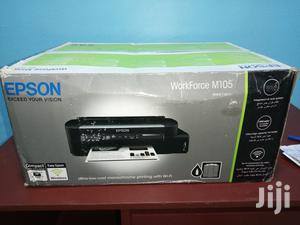 EPSON Workforce M105 Printer/Wifi   Printers & Scanners for sale in Lagos State, Ikeja