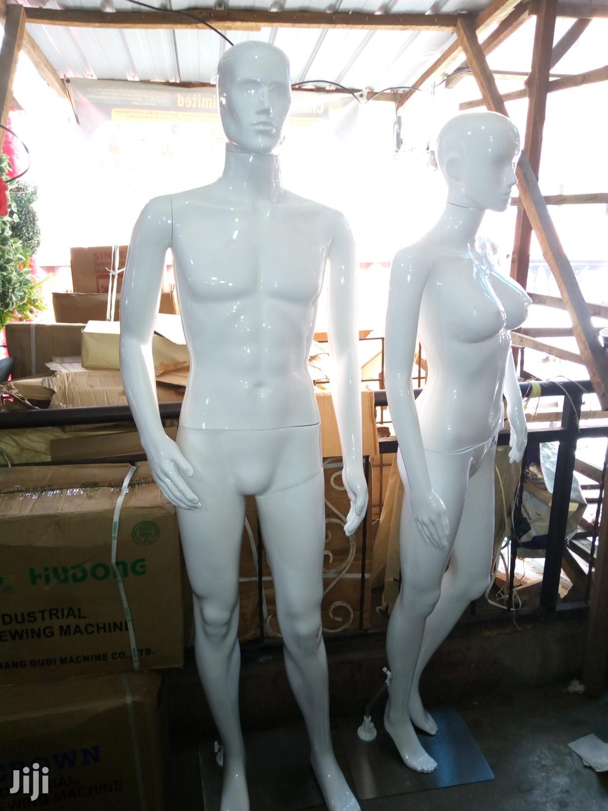 Male/Female Fiber,Donmy,Mannequine