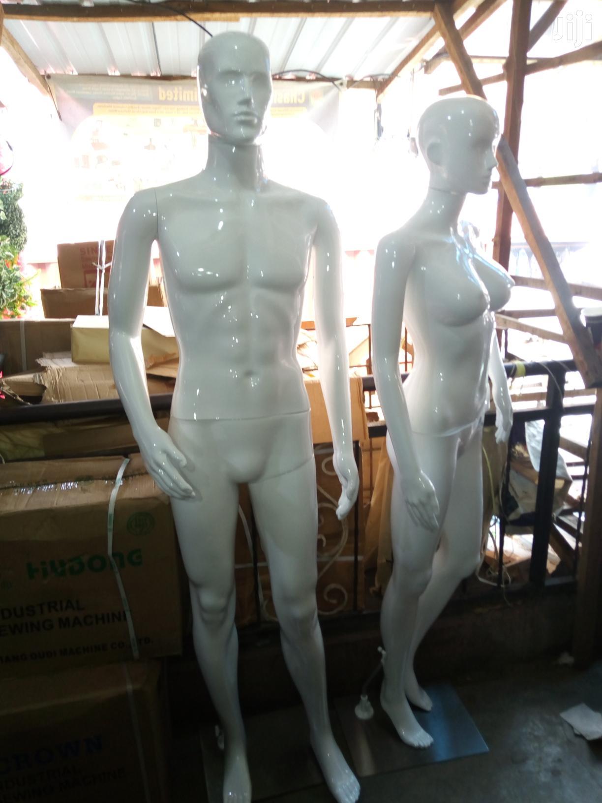 Male/Female Fiber,Donmy,Mannequine   Store Equipment for sale in Lagos Island (Eko), Lagos State, Nigeria