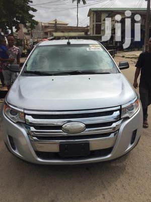 Ford Edge 2013 SE 4dr AWD (3.5L 6cyl 6A) Silver | Cars for sale in Lagos State, Alimosho