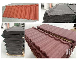 Waji Nig Ltd Quality Stone Coated Roofing Sheets Available   Building Materials for sale in Lagos State, Ajah