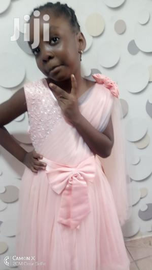 Cute Kiddies Peach Ball Gown | Children's Clothing for sale in Lagos State, Ikeja