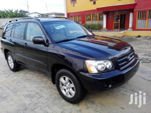 Toyota Highlander 2003 Black | Cars for sale in Rivers State, Port-Harcourt