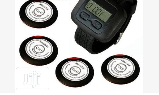 Wireless Waiter Pager System