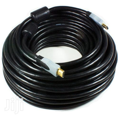 HDMI To HDMI Cable 20m   Accessories & Supplies for Electronics for sale in Wuse 2, Abuja (FCT) State, Nigeria