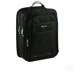 HP Power Laptop Backpack With Metal Handle - Black   Bags for sale in Lagos State, Agege