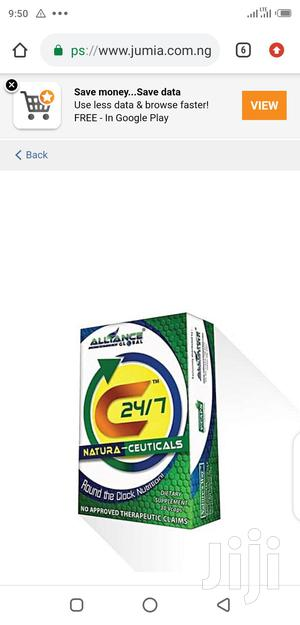 Alliance in Motion Global C24/7 Natura-Ceuticals - 30 Capsules / Box | Vitamins & Supplements for sale in Lagos State, Ojota