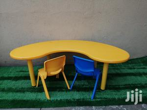 Modern Nursery School Desk And Chairs At Affordable Price | Manufacturing Services for sale in Lagos State, Ikeja