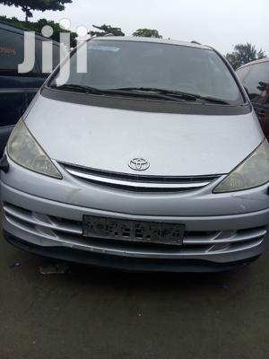 Toyota Previa 2004 Silver | Cars for sale in Lagos State, Apapa