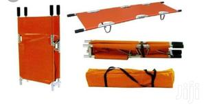 Ambulance Stretcher Foldable Type With Carriage Bag   Medical Supplies & Equipment for sale in Abuja (FCT) State, Abaji