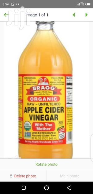 Organic Raw Apple CIDER   Vitamins & Supplements for sale in Lagos State, Ojota
