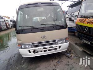 Toyota Coaster 2006 Beige | Buses & Microbuses for sale in Lagos State, Apapa