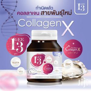 Gee 13 Collagen X Peptide -60 Capsules   Vitamins & Supplements for sale in Lagos State, Amuwo-Odofin