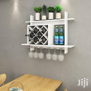 Wine Bar It Have Space For Wine And Cup | Furniture for sale in Lagos State, Ajah