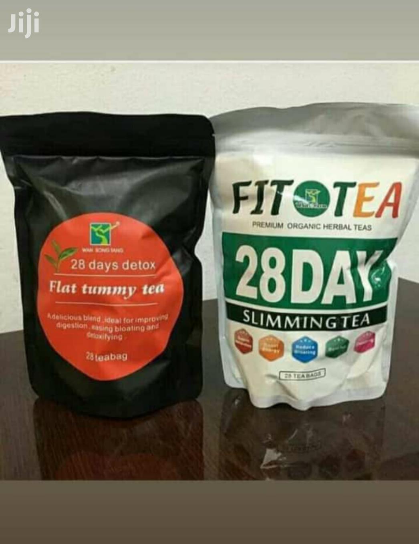 28days Detox Flat Tummy Tea   Vitamins & Supplements for sale in Ibadan, Oyo State, Nigeria