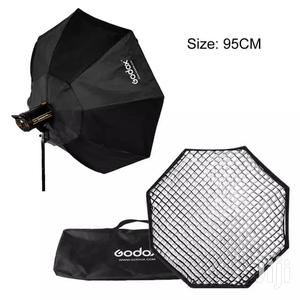 95cm Octagonal Soft Box Bowens Mount | Accessories & Supplies for Electronics for sale in Lagos State, Lagos Island (Eko)