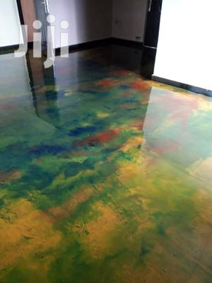 3D Epoxy Chemicals Installation And Stamp Concrete   Building & Trades Services for sale in Anambra State, Awka