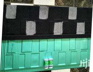Metro Tile Black And White Shingle Stone Coated Roof Tiles | Building Materials for sale in Lagos State, Ajah