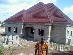 Sunrise 0.55 Stone Coated Roofing Sheet/Tiles | Building Materials for sale in Lagos State, Ajah