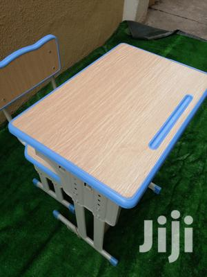 Quality Modernize Table/Chair For School Available On Sales,Order Now   Children's Furniture for sale in Delta State, Aniocha South