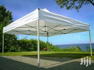 White Foldable Gazebo Canopy | Garden for sale in Lagos State, Ikorodu