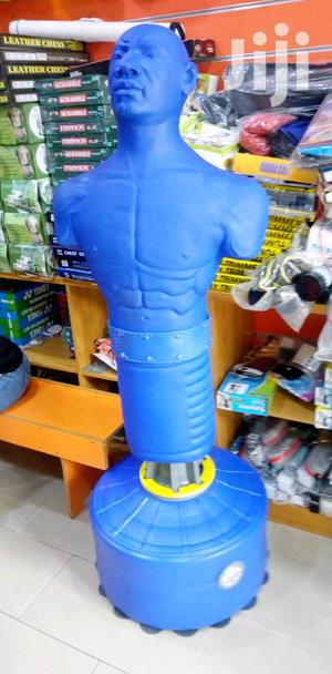 Boxing Dummy   Sports Equipment for sale in Rivers State, Port-Harcourt