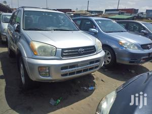 Toyota RAV4 2003 Automatic Silver   Cars for sale in Lagos State, Amuwo-Odofin