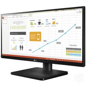 LG 29-inch Ultrawide Qhd Ips Multi-tasking Monitor   Computer Monitors for sale in Lagos State, Ikeja
