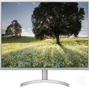 LG 32-Inch Qhd Led Ips Monitor | Computer Monitors for sale in Lagos State, Ikeja